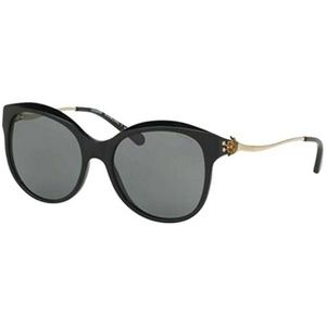 Coach Cat Eye Style Grey Gradient Lens